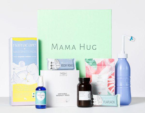 The Arrival Survival - New Mum Gift Hamper Mama Hug