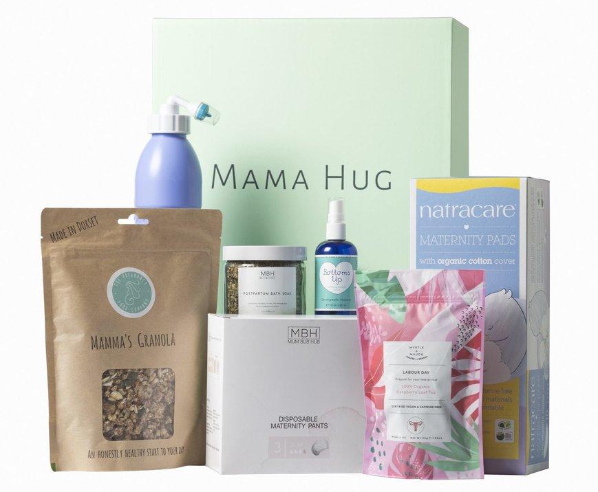 The Caesar Easer - Caesarean Gift Box Mama Hug