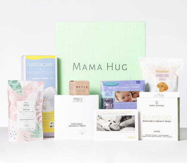 The Bosom Buddy - Breastfeeding Gift Hamper Mama Hug