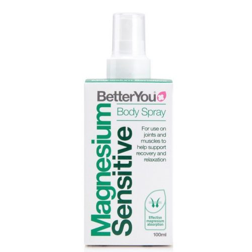 Better You Magnesium Sensitive Body Spray Mama Hug