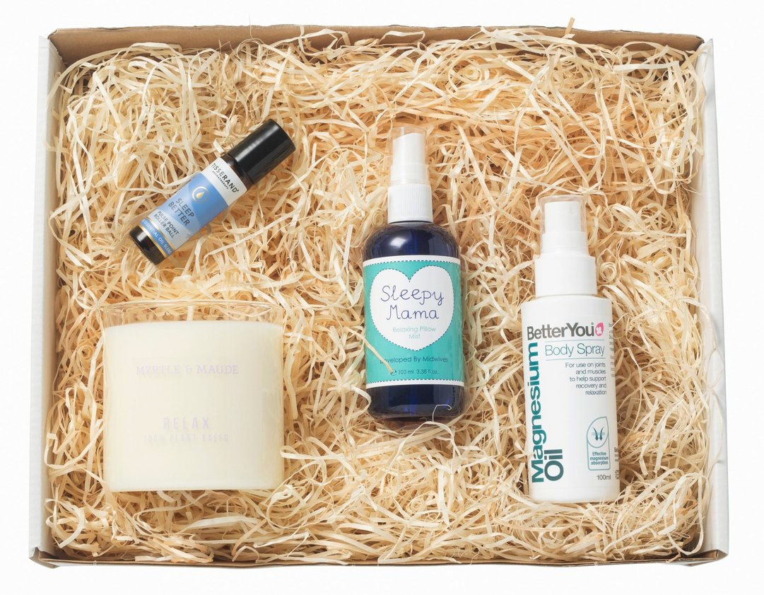 Sleep Survivor - Self Care Gift Box Mama Hug