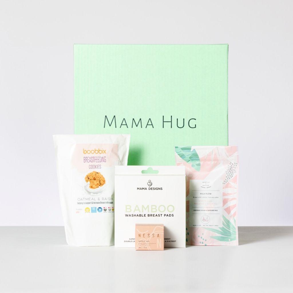 The Breast Of Both - New Mum Breastfeeding Hamper Mama Hug