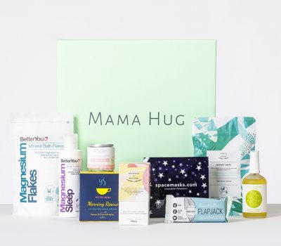 Arrival Essentials - Mum-to-be Gift Box Mama Hug