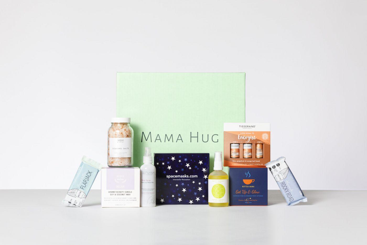 Luxury First Trimester Box Mama Hug