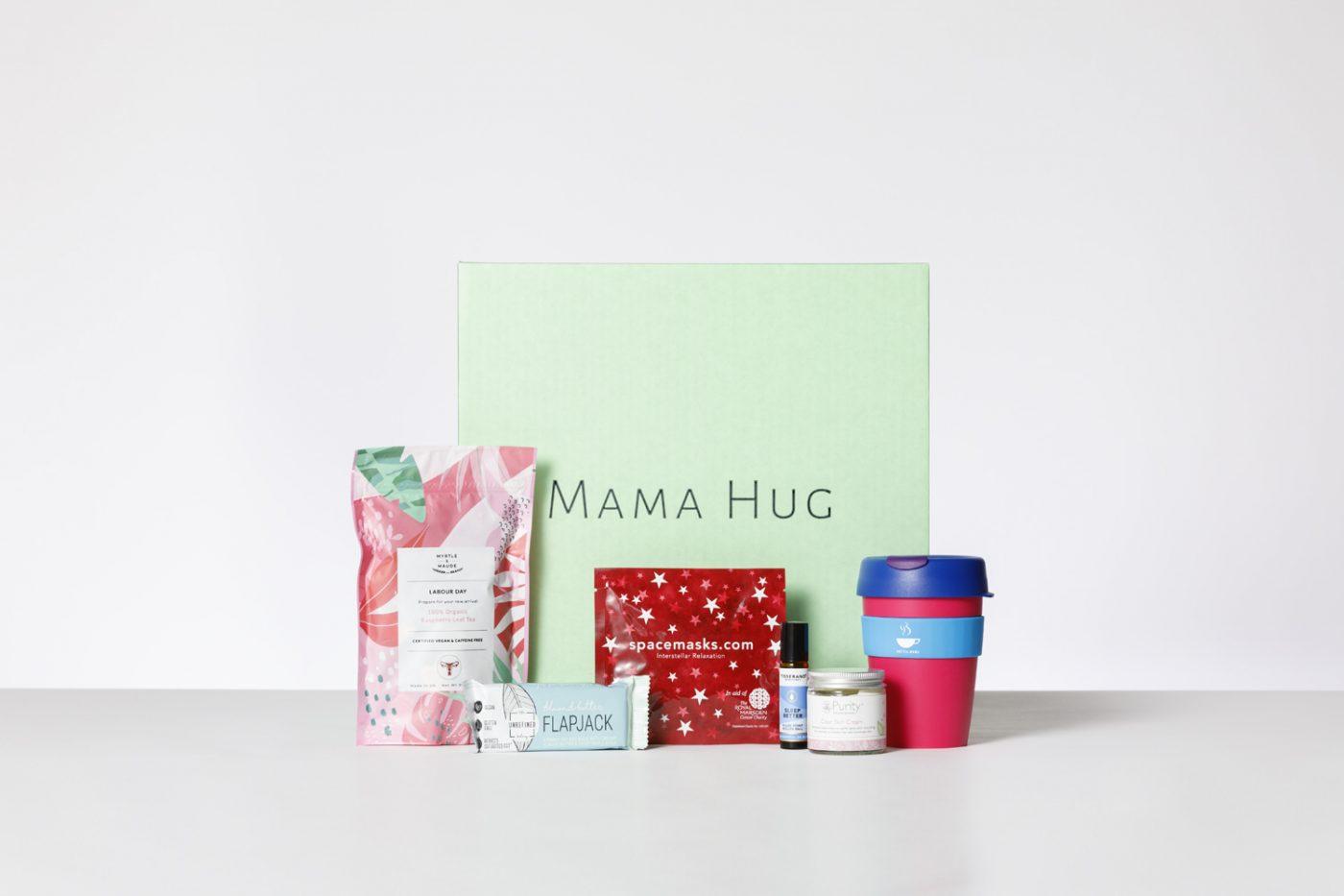 Classic Second Trimester Box Mama Hug