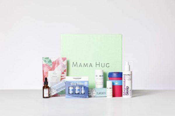Luxury Third Trimester Box Mama Hug