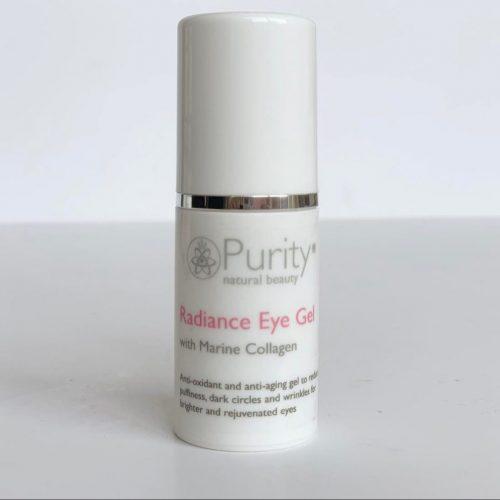Purity Natural Beauty Radiance Eye Gel Mama Hug