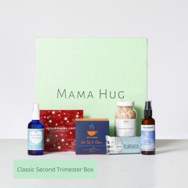 Classic Trimester Box Subscription Mama Hug