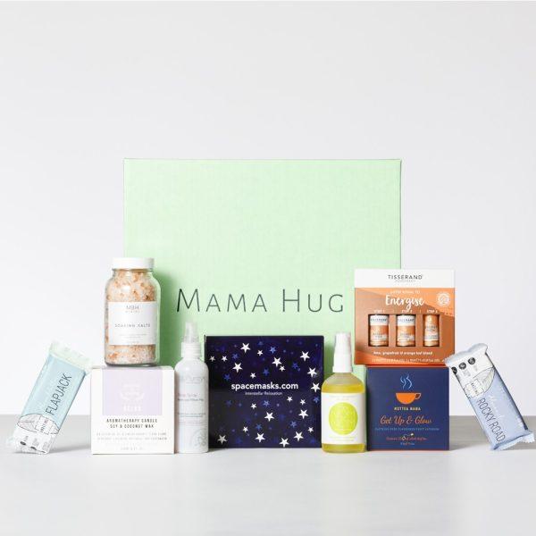 Luxury Second Trimester Box Mama Hug