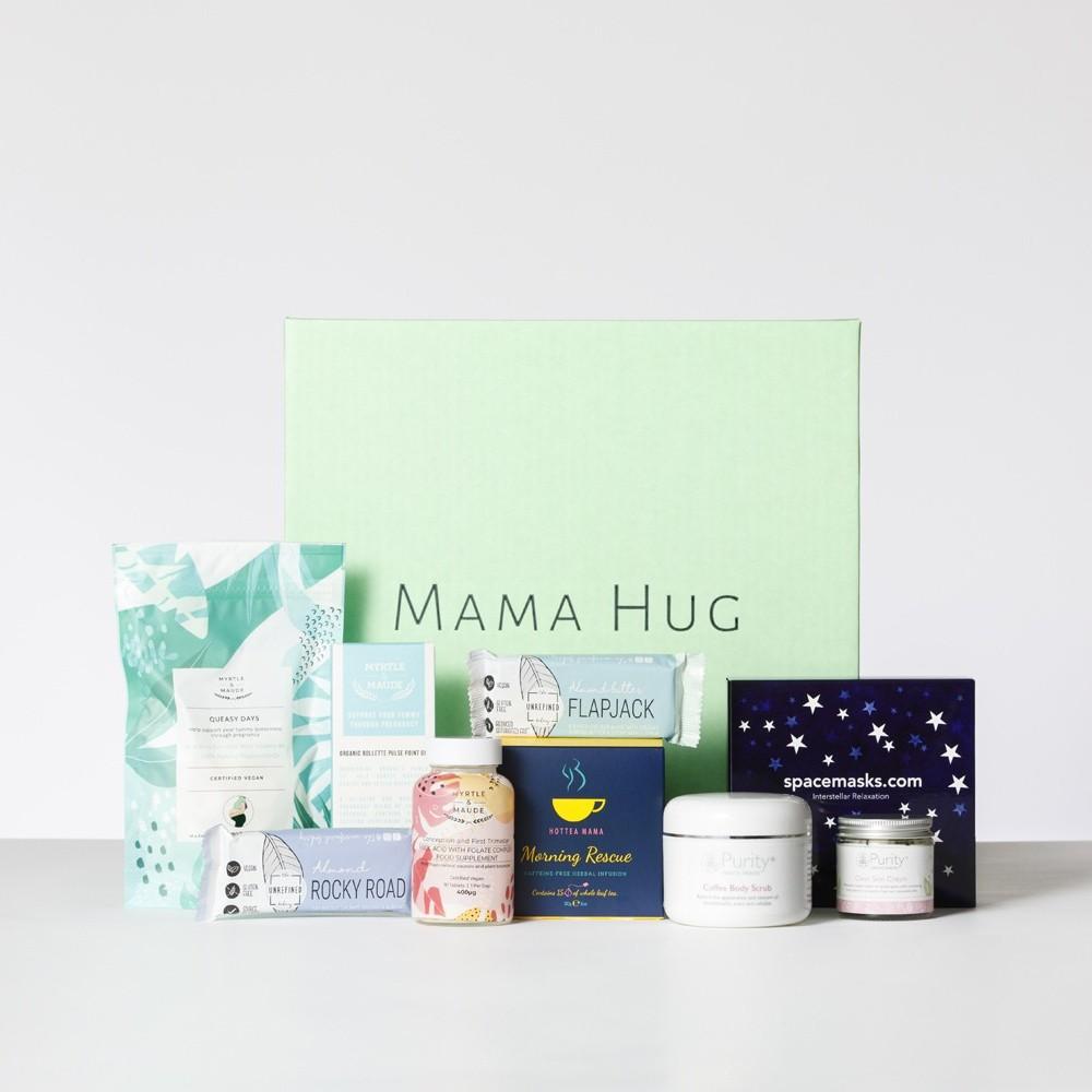 Classic First Trimester Box Mama Hug